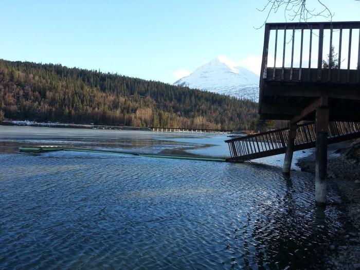 9. Trail Lake Lodge – Moose Pass