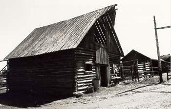 6. Triangle X Barn