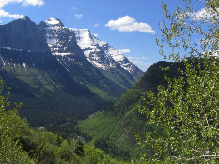 9. U-Valley, Going-to-the-Sun Road, Glacier National Park
