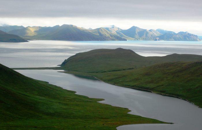 15. Unimak Island