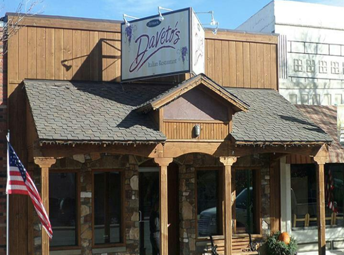 9. Daveto's Italian Restaurant (Delta)