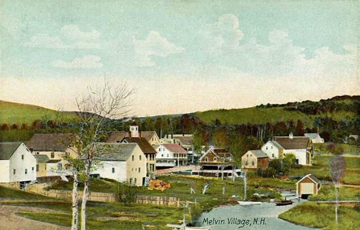 10. Melvin Village