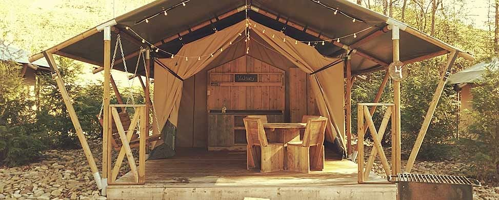 The Glamping Spot In Tennessee Everyone Should Visit
