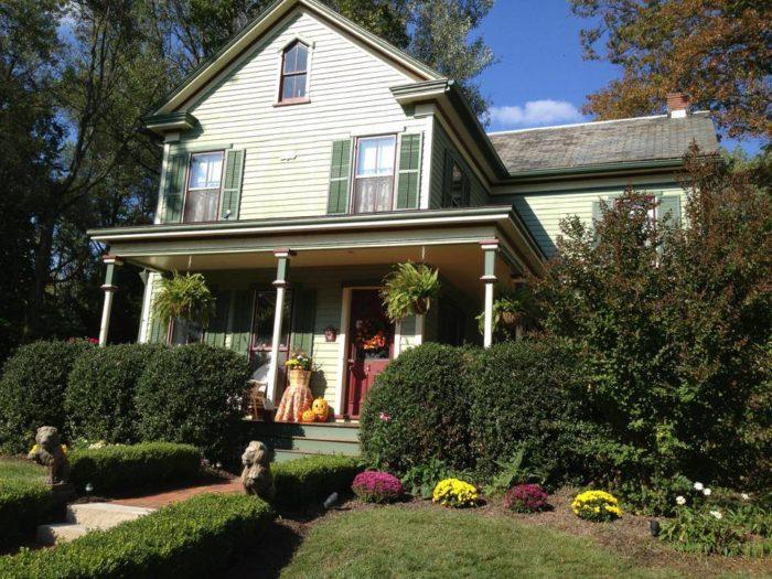 4. Widow McCrea House, Frenchtown