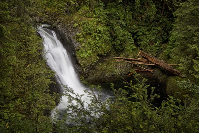 Wallace Falls State Park — Lower Wallace Falls