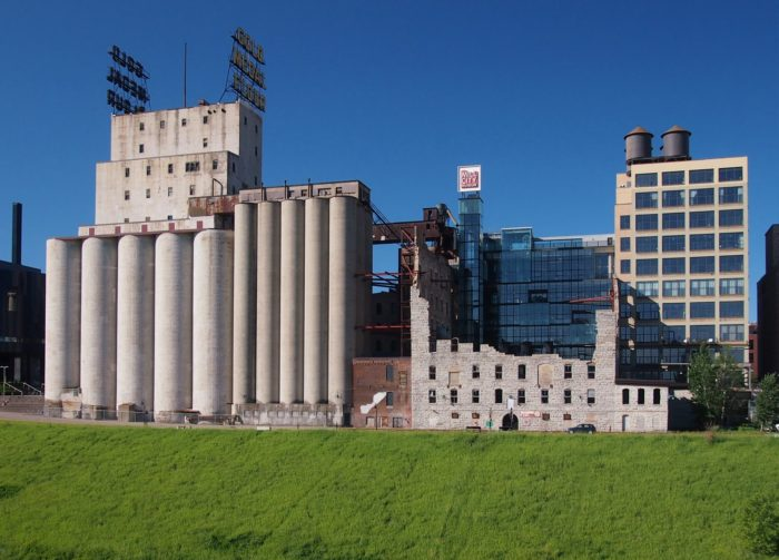 9. Mill City Museum is a gorgeous museum and historic landmark in Minneapolis that tells the story of MN's milling industry.