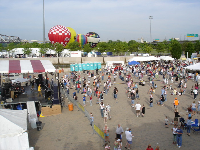 7. Waterfront Jam