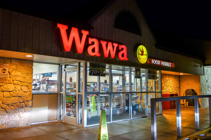 The most important rivalry, however, is the great Wawa vs. Sheetz debate.