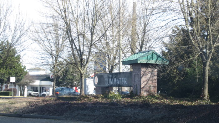9. Tumwater, Thurston County
