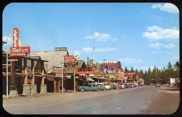 1. West Yellowstone