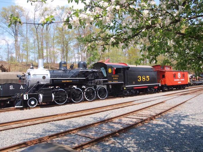 2. Whippany Railway Museum, Whippany