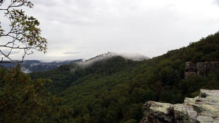 1. White Rock Rim Loop,  White Rock Mountain Recreation Area (White Rock)