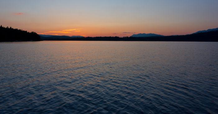 9. Whitefish Lake