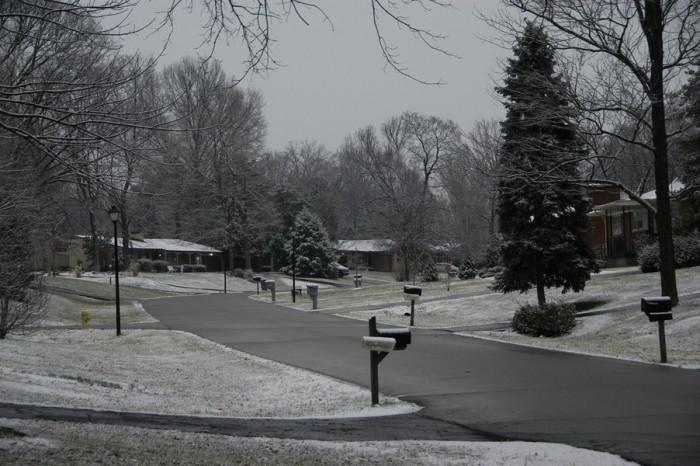 3. Wildwood, population 264