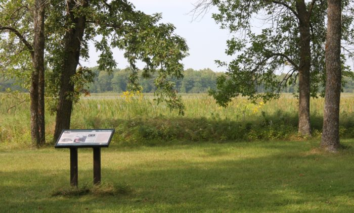 5. Mille Lacs Kathio State Park holds some of MN's most fascinating history in its archeological sites.