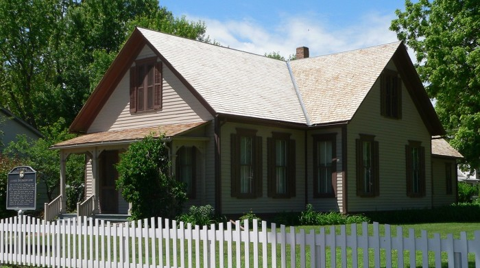 10. Willa Cather House, Red Cloud