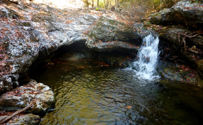 3. Winding Stairs Trail, Albert Pike Recreation Area (Caddo Gap)