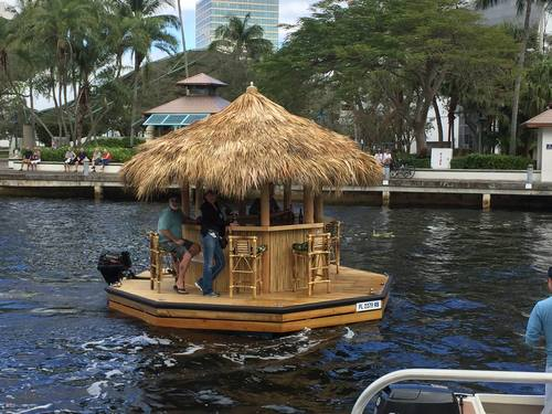 This GuyTiki Boat Is Possibly The Most Floridian Thing Ever