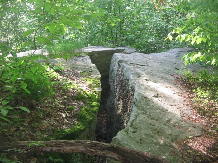 Worlds End Rocks