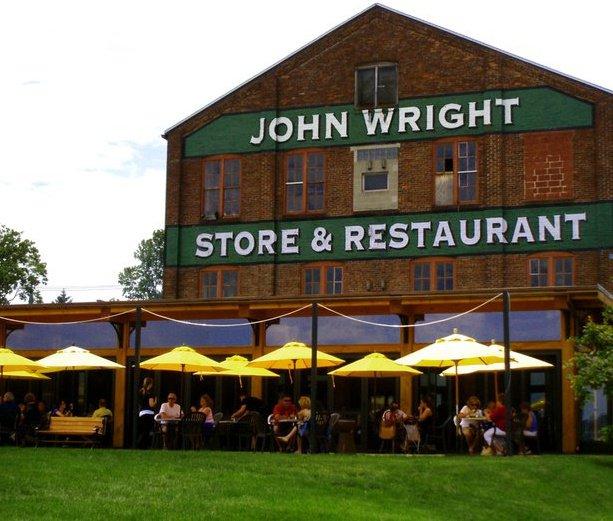 Wville John Wright's