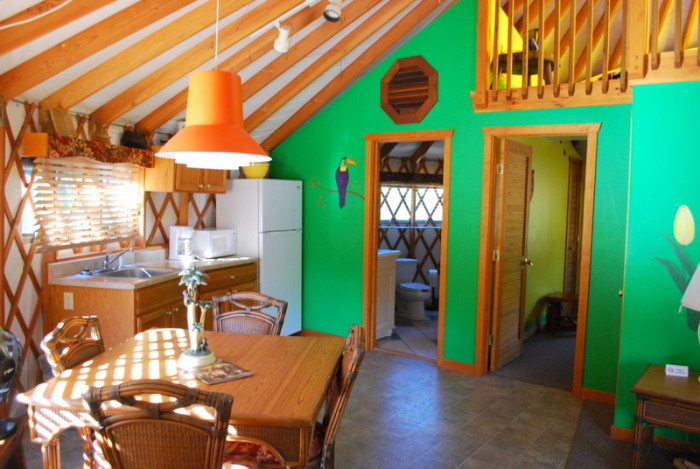 LIW Yurt