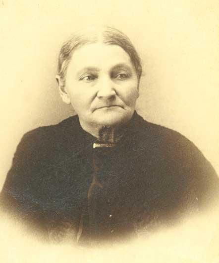 3. Zerelda Elizabeth Cole James