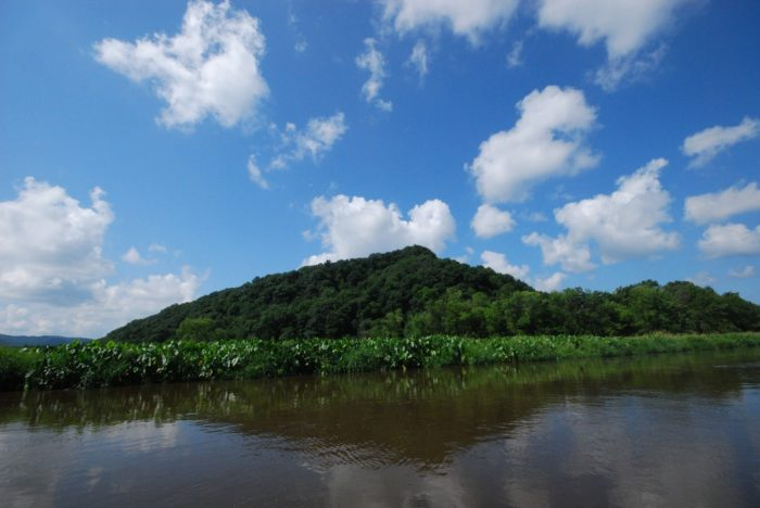 2. You will definitely want to check out Trempealeau Mountain.