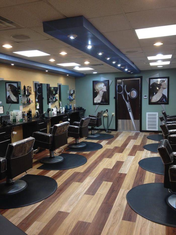 2. Treat yourself at Capricio Salon and Spa.
