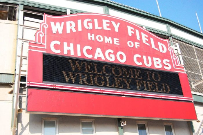 10. Go to Wrigley Field and watch the Cubs absolutely dominate.