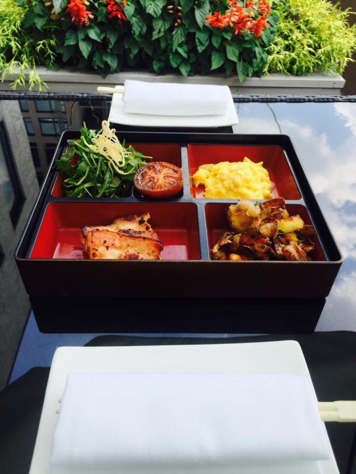 9. Then have the best Japanese food ever at Sumi Robata Bar.