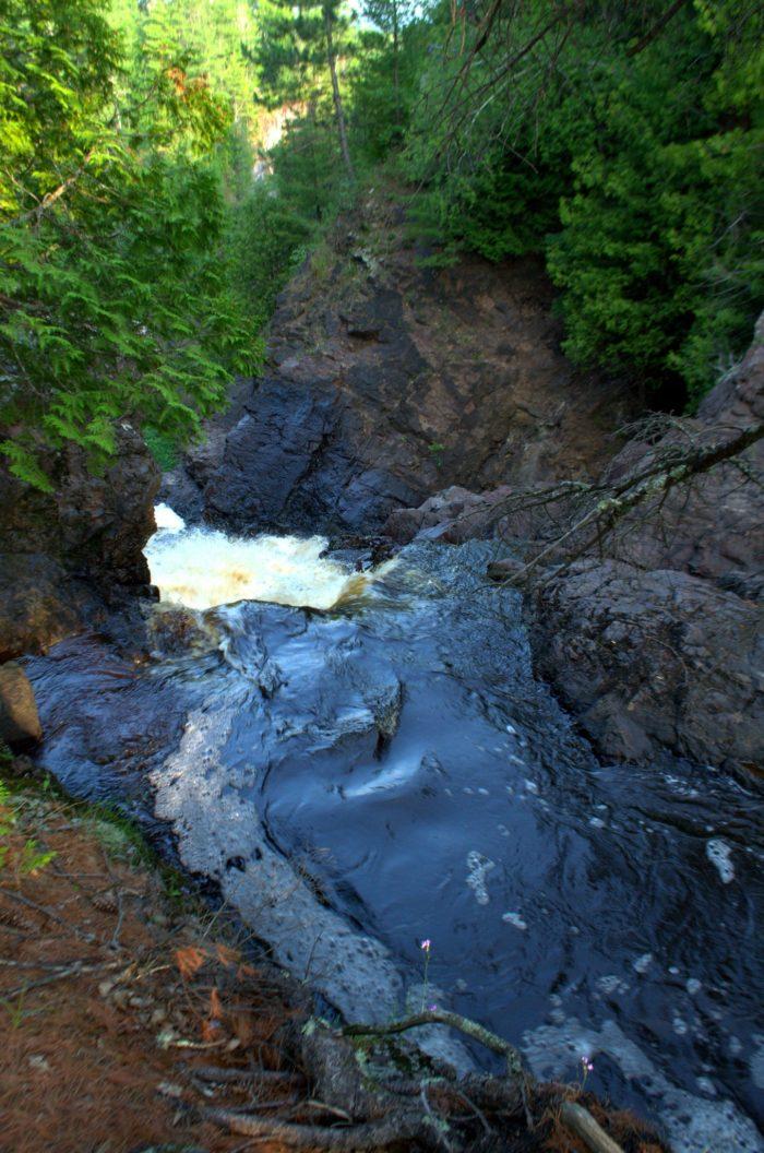 6. Big Manitou Falls