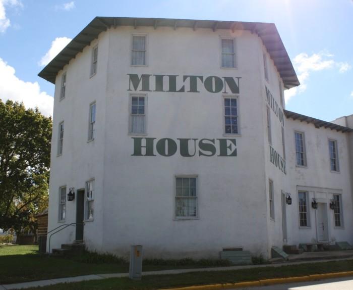 2. Milton House