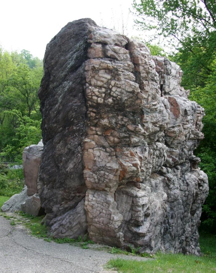 4. Van Hise Rock