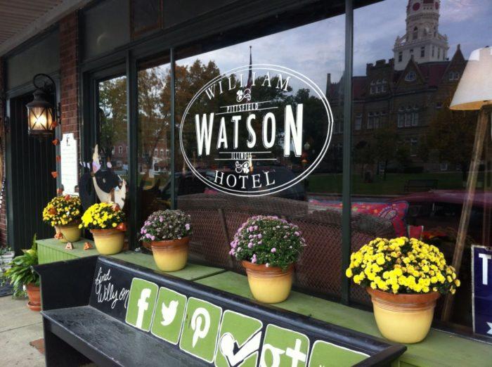 4. William Watson Hotel