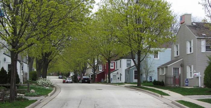 9. Greendale Historic District