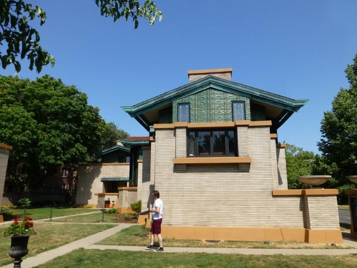 2. Dana-Thomas House