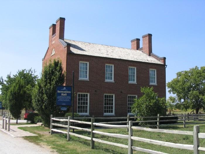 7. Nauvoo Historic District