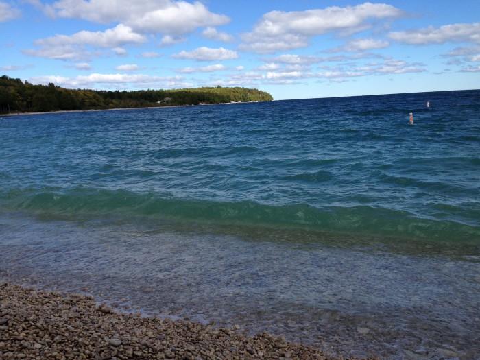 1. Washington Island