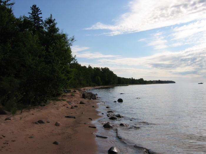 2. Madeline Island
