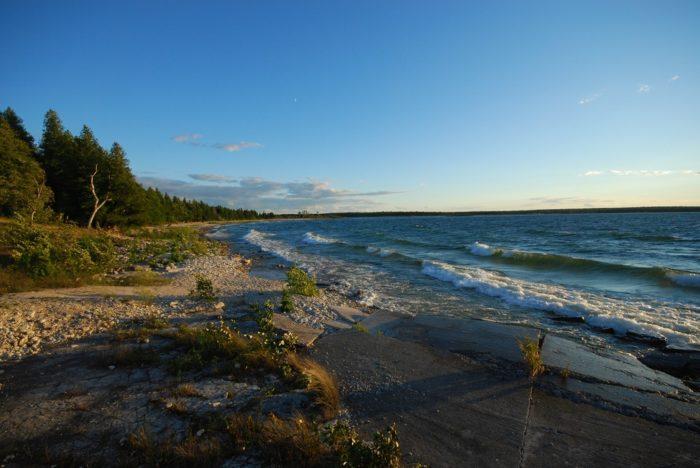 7. Rock Island