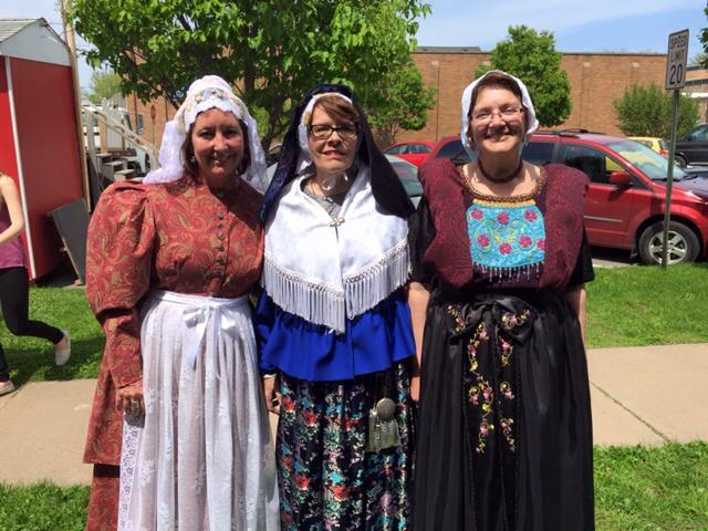 1. Fulton Dutch Days Festival