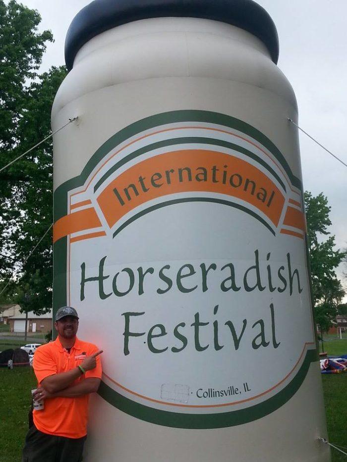 4. International Horseradish Festival