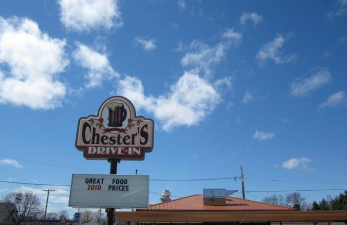 2. Chester's Drive-In