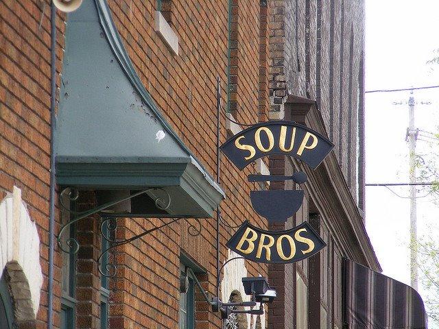 4. Soup Bros.