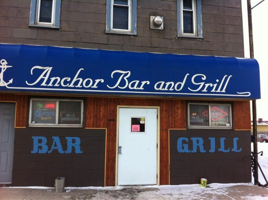 5. Anchor Bar and Grill