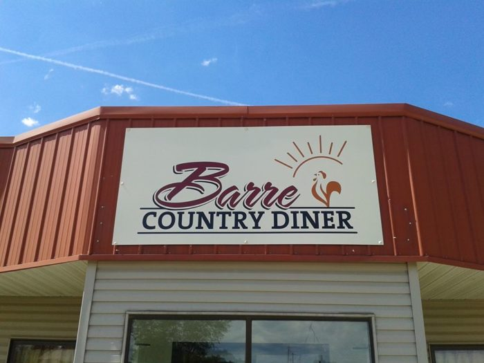 6. Barre County Diner