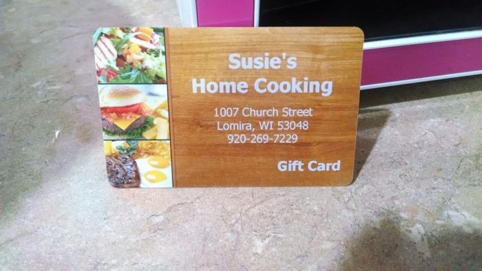 11. Susie's Home Cooking