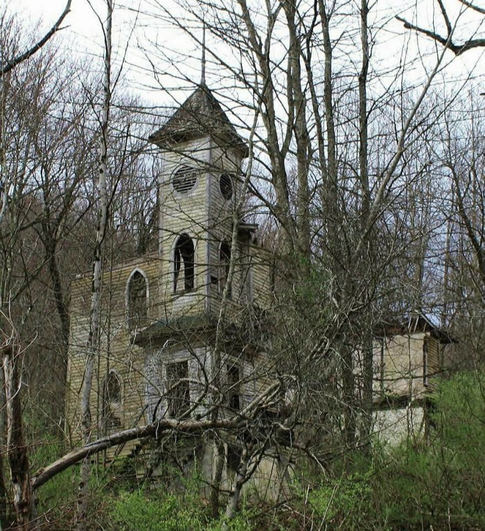 4. Abandoned Church