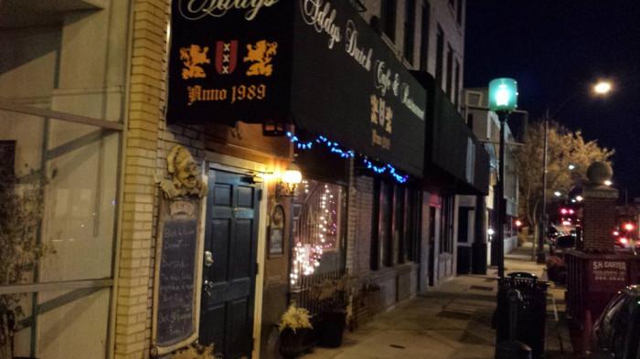 5. Addy's Dutch Cafe & Restaurant - 17 E Coffee St, Greenville, SC 29601