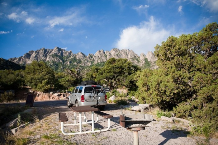 3. Aguirre Springs Campground